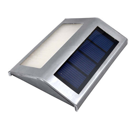 Solar Step Light - 2 Pack