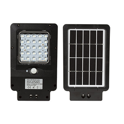 Solar LED Street / Courtyard Light - 4W / 8W / 15W