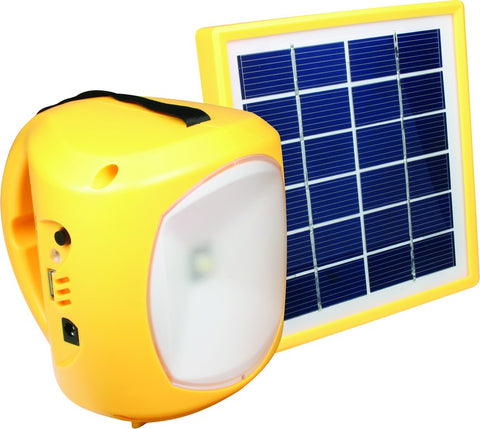Solar Travel Light