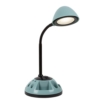 LED Desk Lamp 7W - With Rotational Stationery Holder