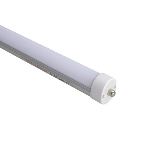 LED Tube -  T8 2400mm (8 Foot) Single Pin