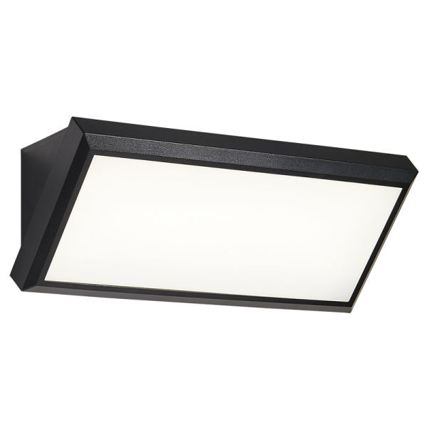 LED Wall Light - 12 Watt Polycarbonate (Outdoor IP65)