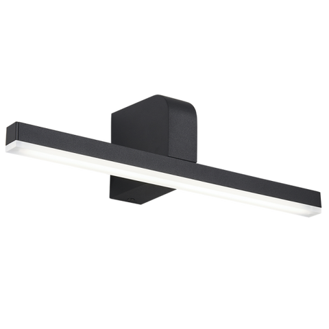 LED Picture / Mirror Light - Black 9W