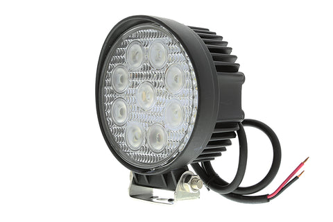LED Work Light - 27W LED Spotlight