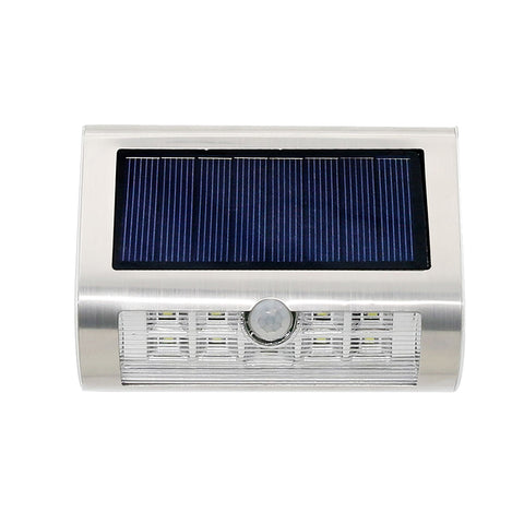 Solar Wall Light - Motion Sensor