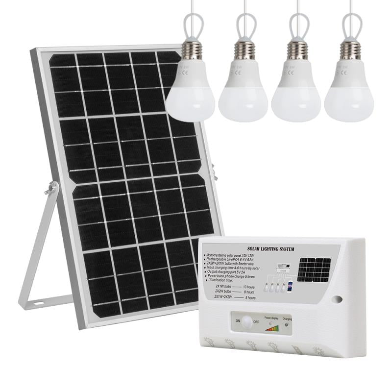 Solar House Lights