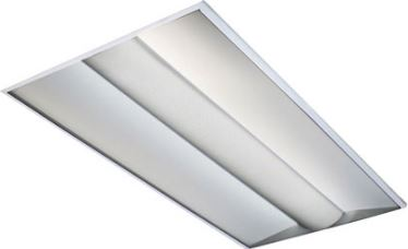 LED Louvred Recessed Fittings - 46W / 53W