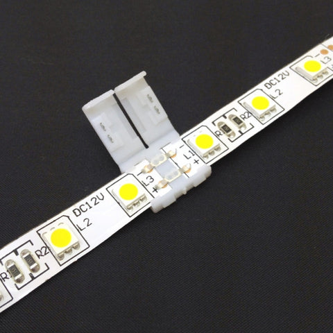Led strip light snap connectors 3528 5050 future light led led strip light snap connectors 3528 5050 aloadofball Images