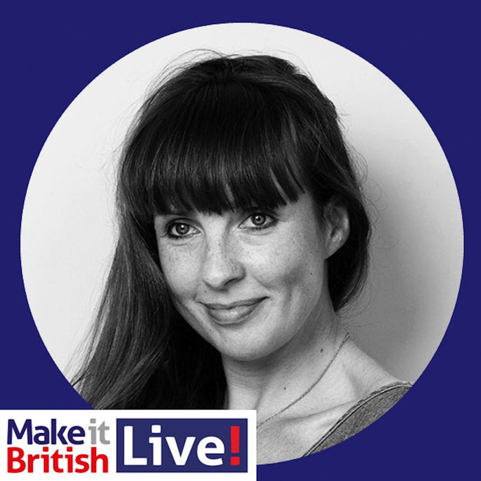 Tori Murphy at Make it British Live!