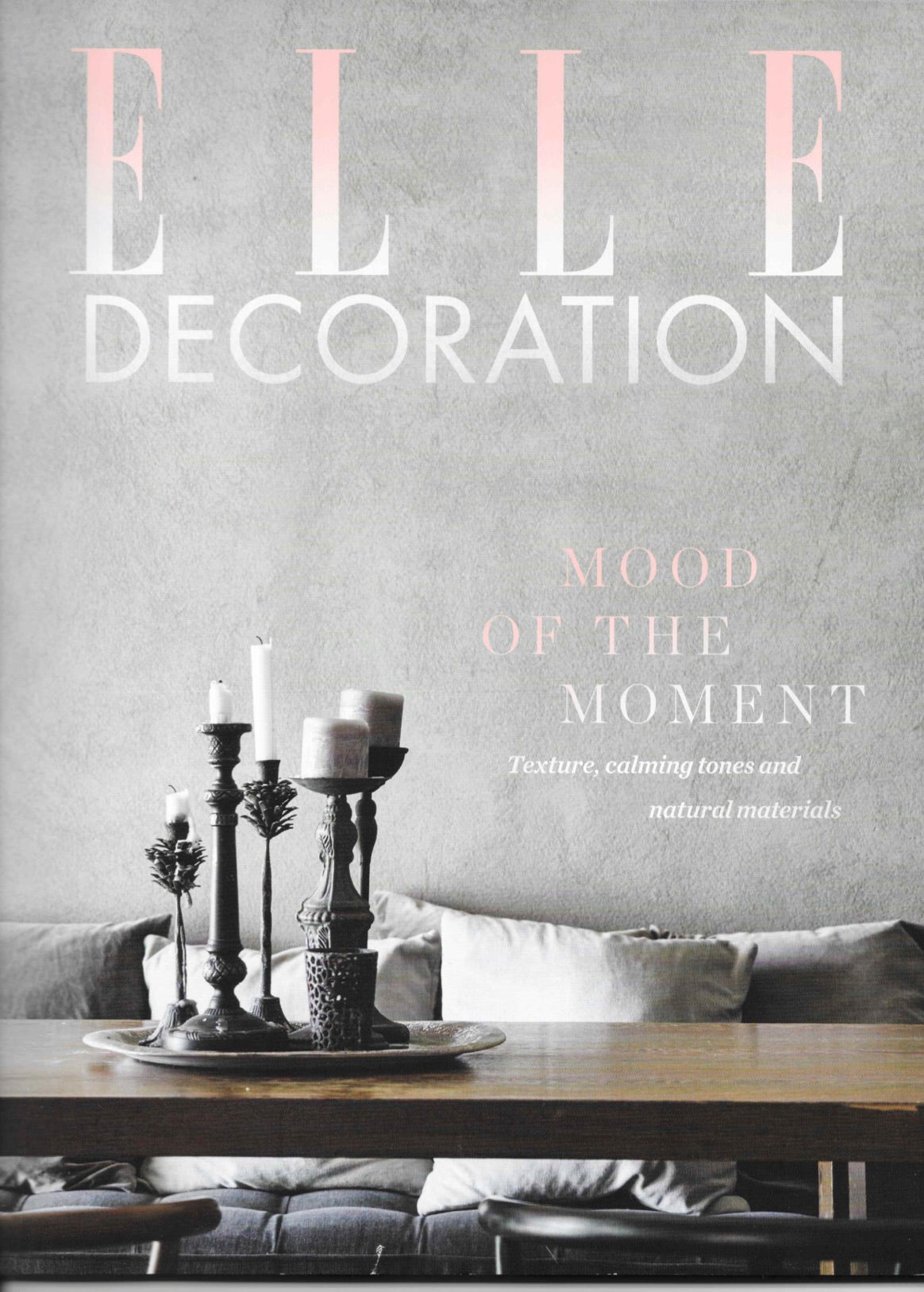 Elle Decoration and Tori Murphy