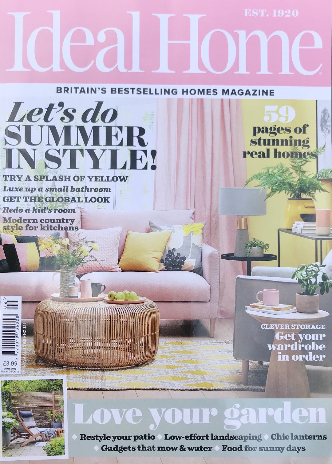 Tori Murphy in Ideal Home