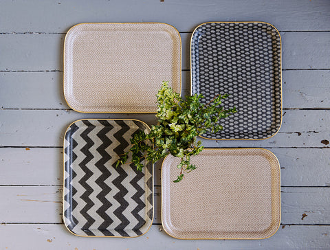 Large Tori Murphy serving trays