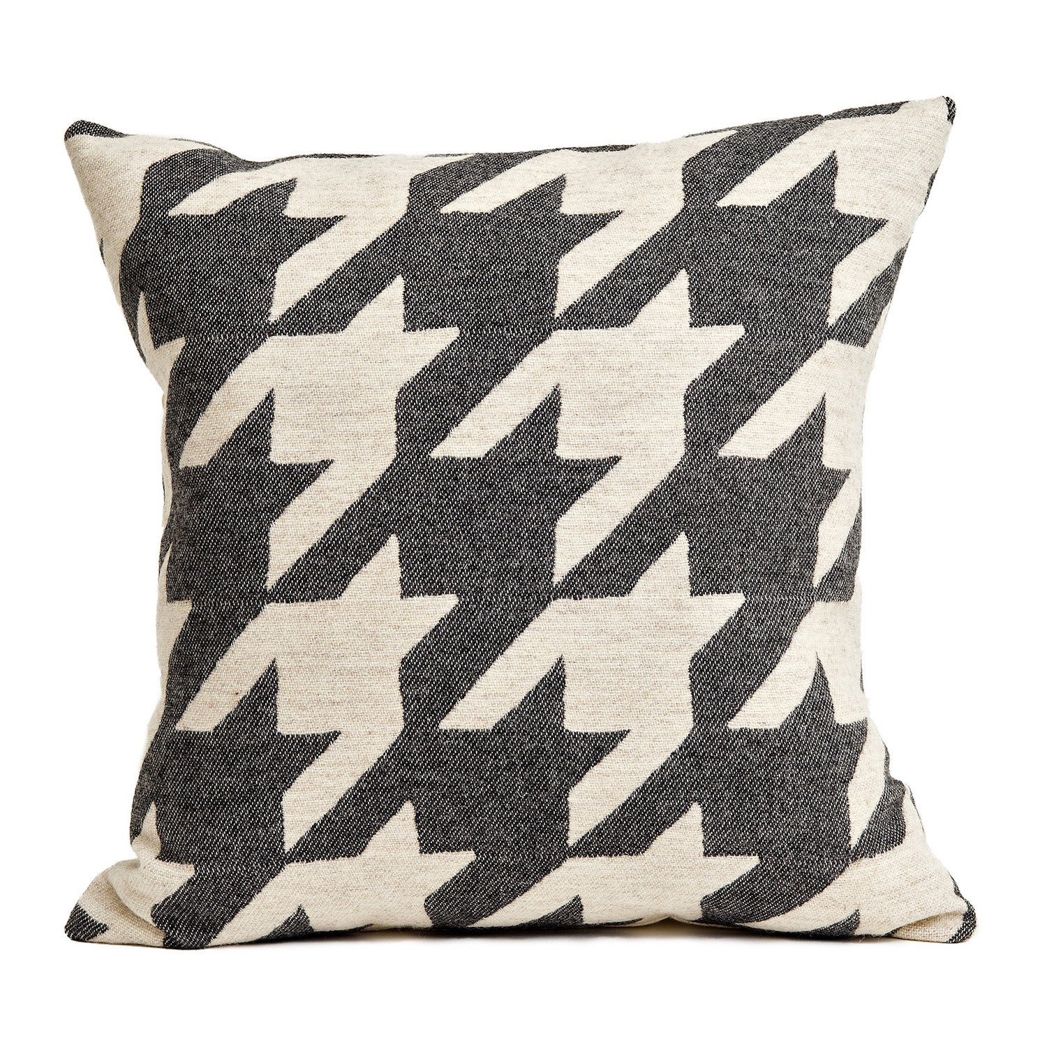 Tori Murphy Dog Tooth Cushion