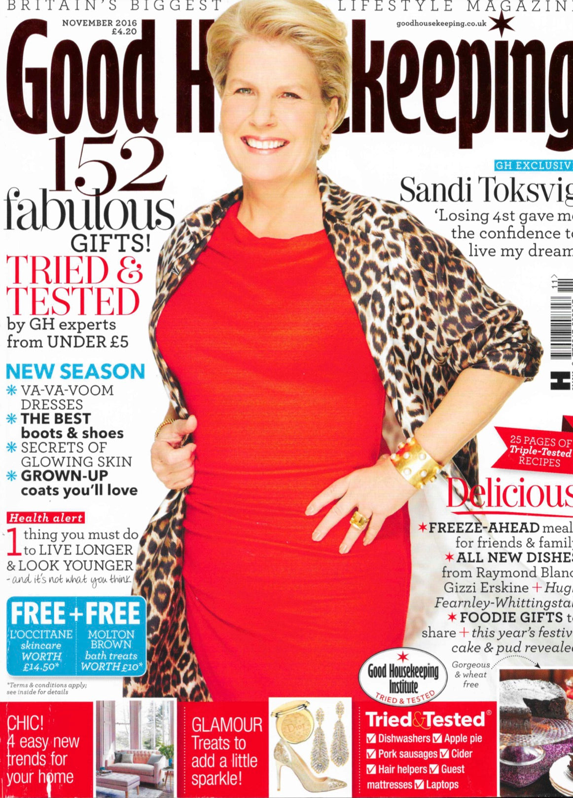 Tori Murphy Good Housekeeping