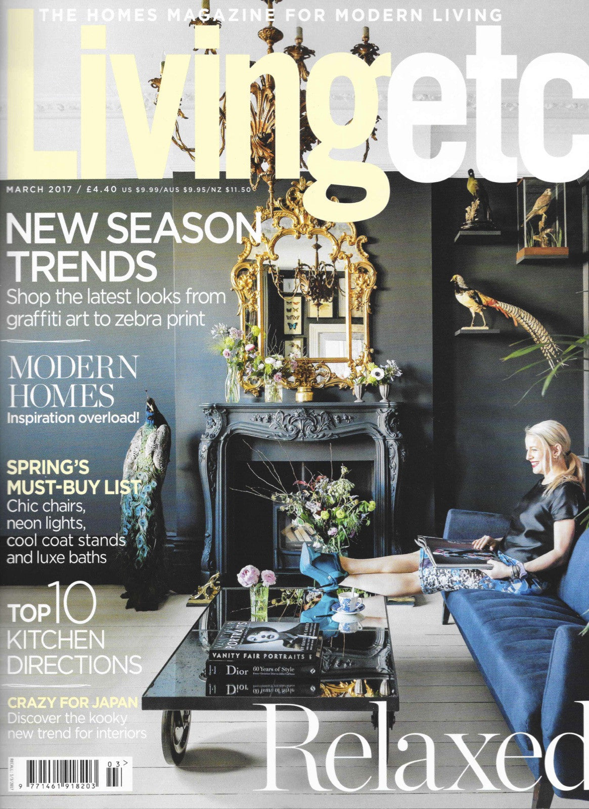 Tori Murphy in Living Etc