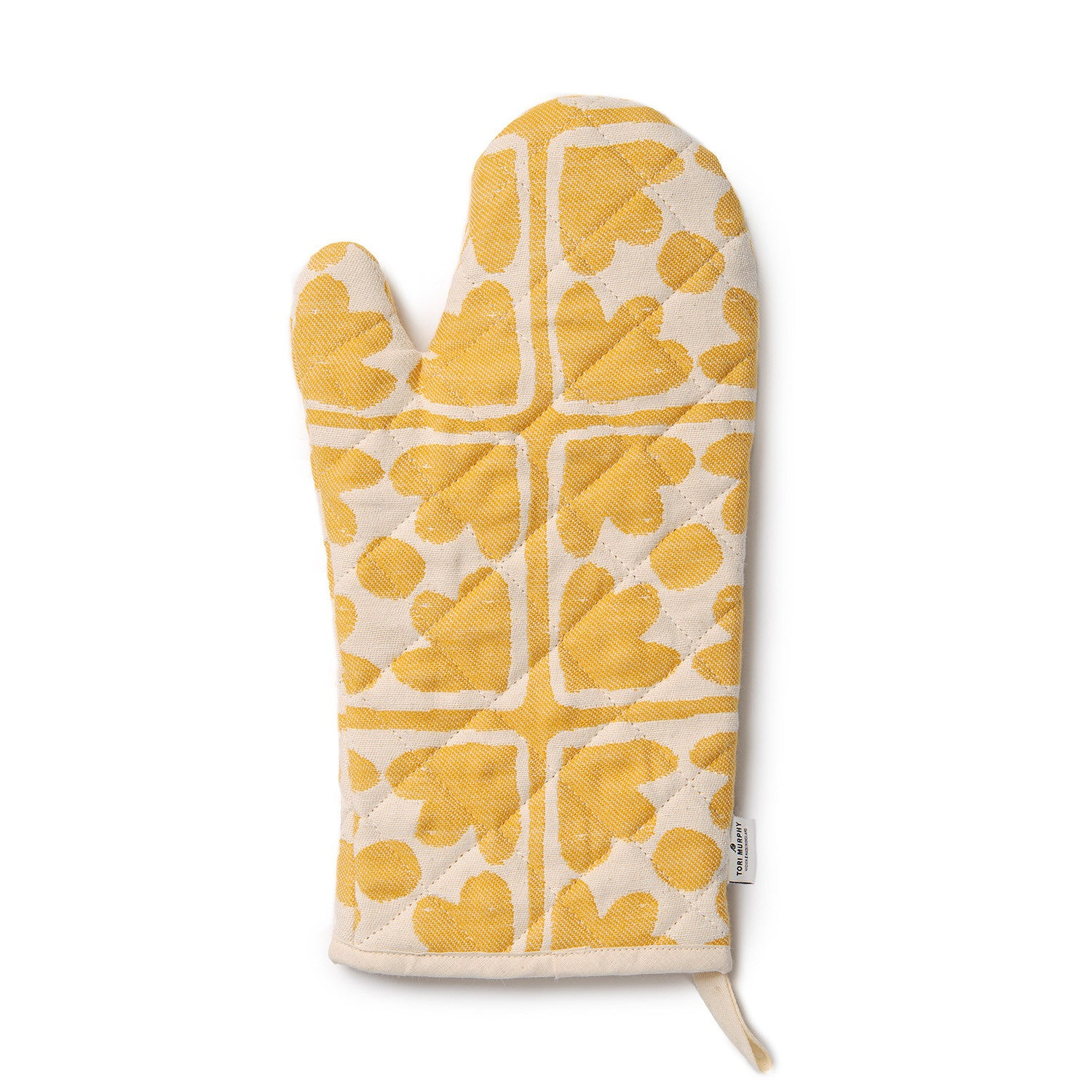 Bloom Oven Glove Mustard
