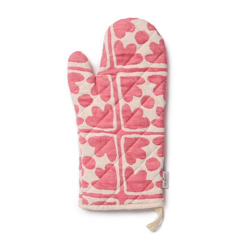 Bloom Oven Glove Radish