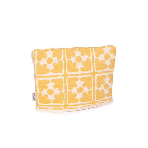 Bloom Tea Cosy Mustard