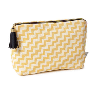 Climbing Chevy Large Wash Bag Mustard