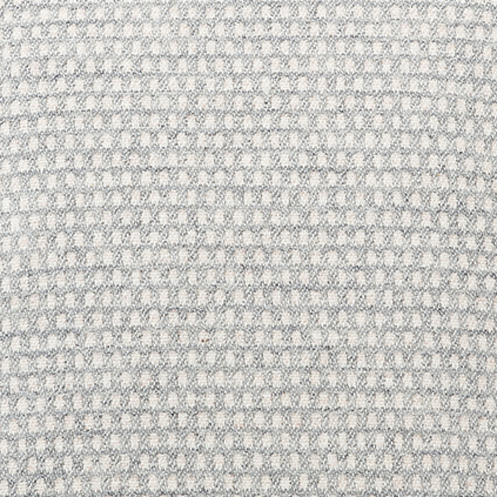 Classic Clarendon Wool Fabric Grey and Linen