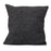 Sandringham Plain Cushion Charcoal