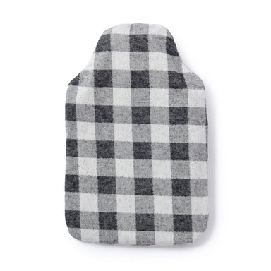 Cotton Hot Water Bottle | Woodhouse Check | Tori Murphy