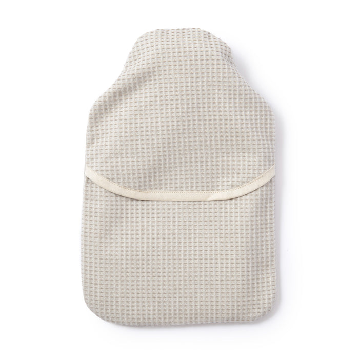 Cotton Hot Water Bottle | Holkham Waffle | Tori Murphy