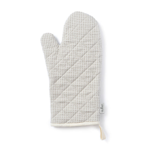Holkham Waffle Oven Glove Fawn