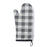 Woodhouse Check Oven Glove Black