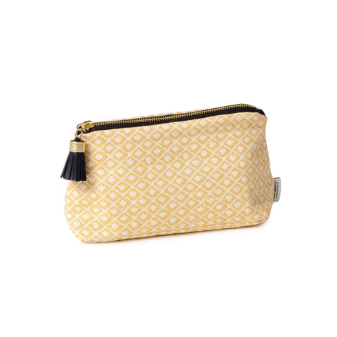 Seedling Small Wash Bag Mustard