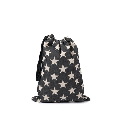 Santa Sacks | Antares Star | Black and Linen | Tori Murphy