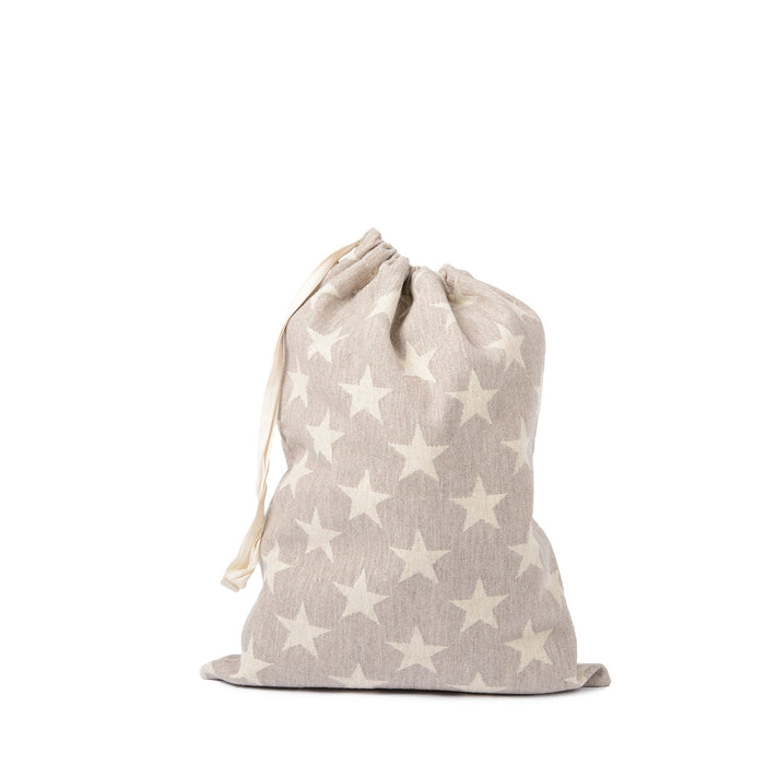 Santa Sacks | Antares Star | Mushroom and Linen | Tori Murphy