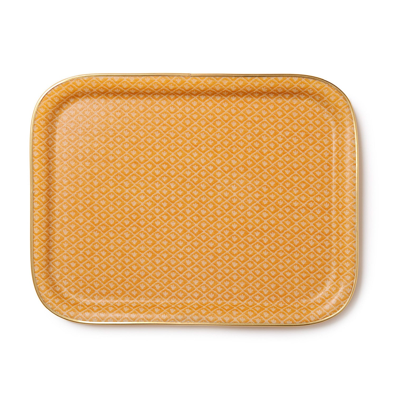 Seedling Large Rectangle Tray - Mustard