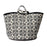 Bloom Storage Basket Black