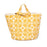 Bloom Storage Basket Mustard