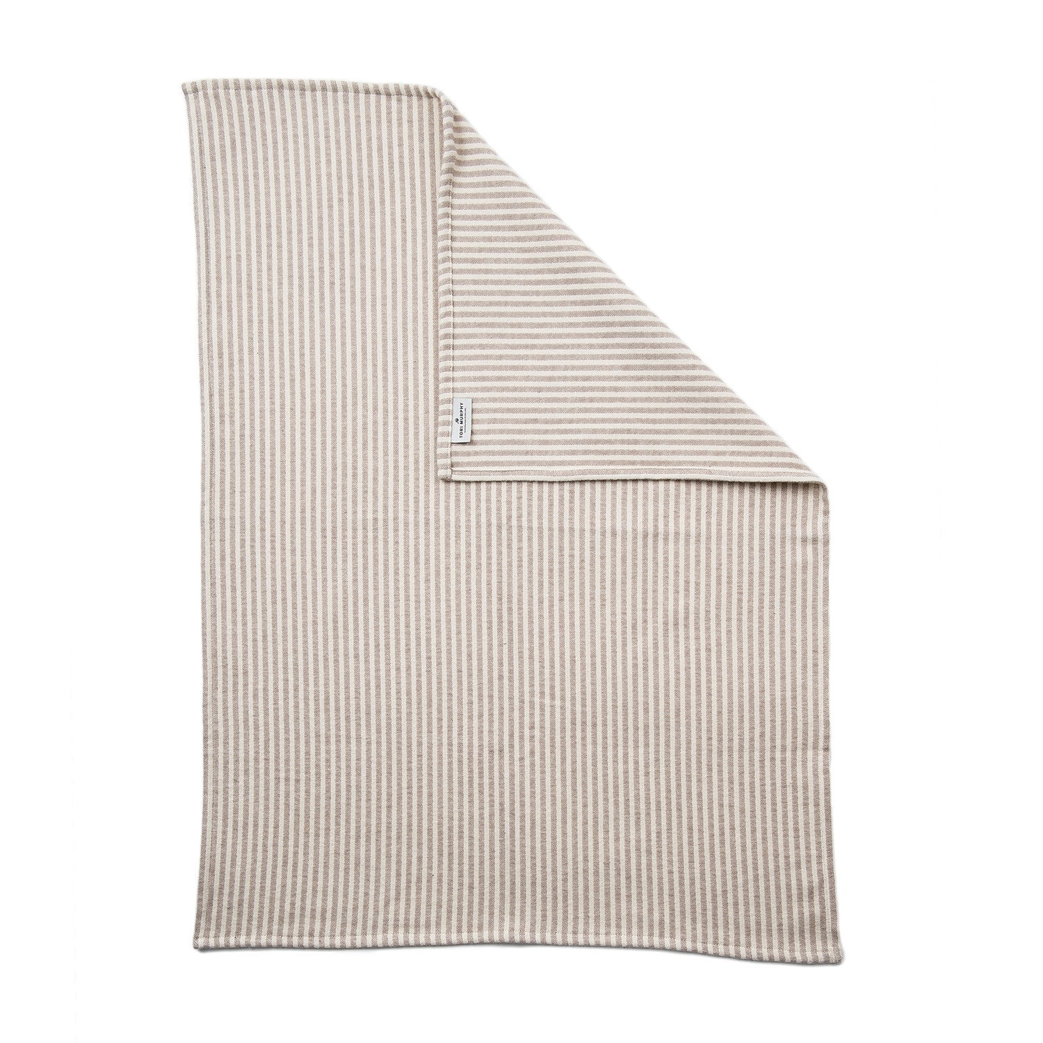 Brushed Cotton Baby Blanket | Tori Murphy Ltd