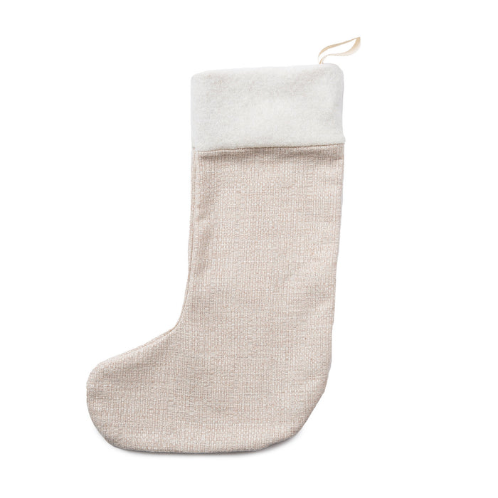 Merino Lambswool Christmas Stocking | Cove
