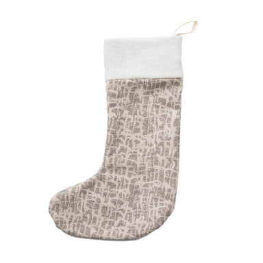 Merino Lambswool Christmas Stocking | Boulder