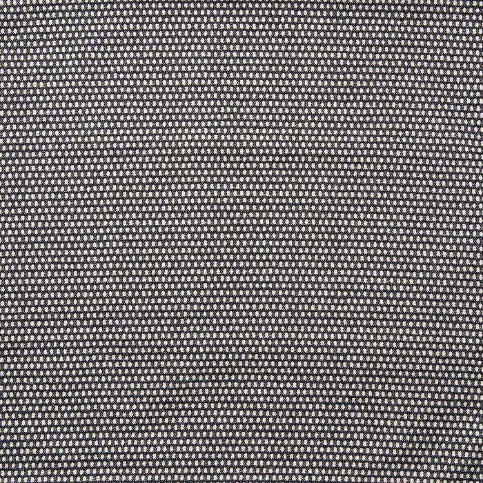 Merino Lambswool Fabric – Classic Clarendon Black and Linen fabric-Tori Murphy Ltd