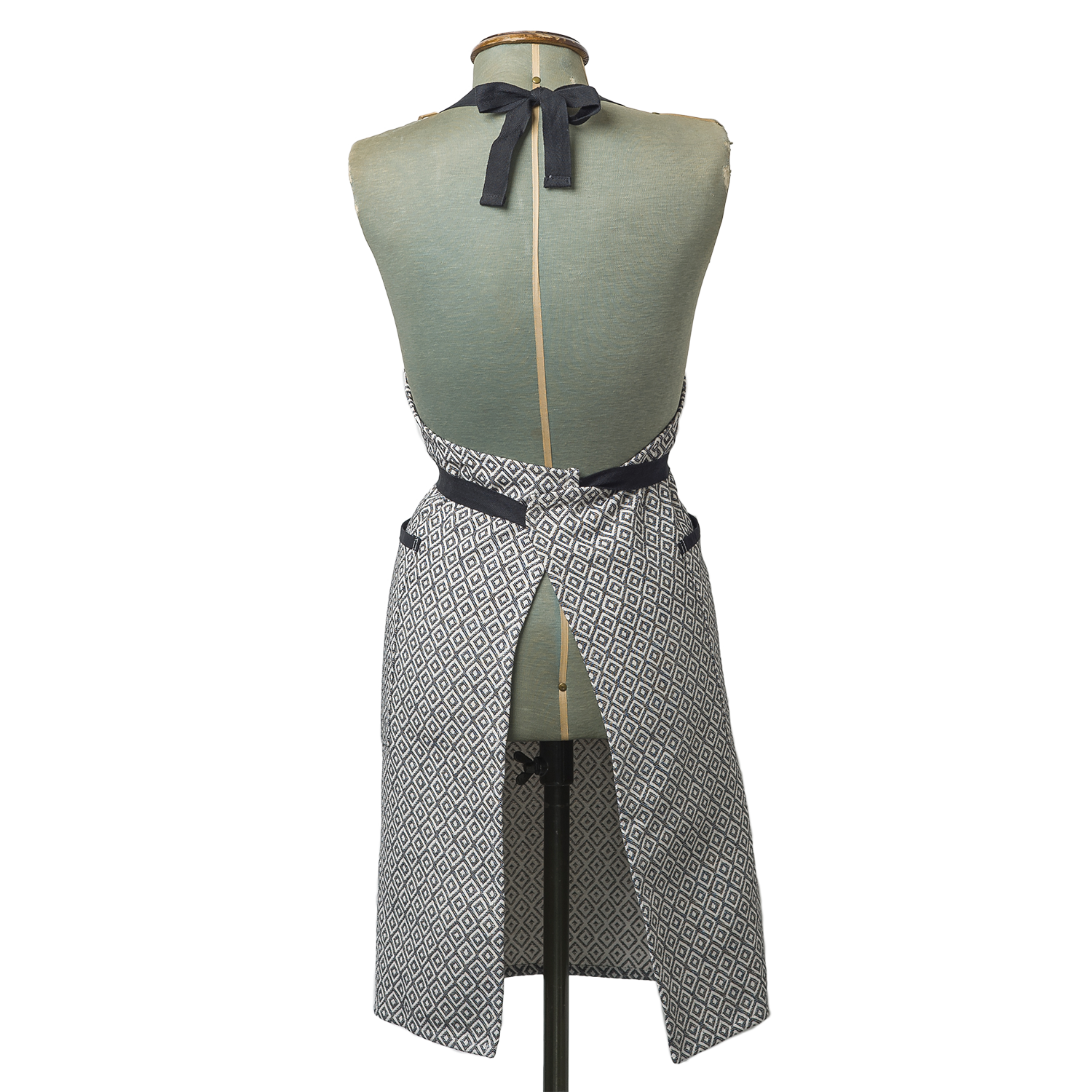 Cotton Apron Back | Broadway by Tori Murphy Ltd.