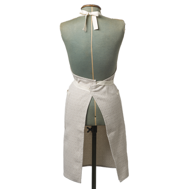 Cotton Apron Back | Elca by Tori Murphy Ltd.