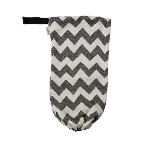 100% Cotton Bag Tidy Black Linen | Chevy by Tori Murphy Ltd.