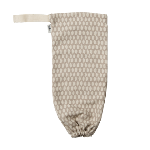 100% Cotton Bag Tidy Linen Fawn | Elca by Tori Murphy Ltd.