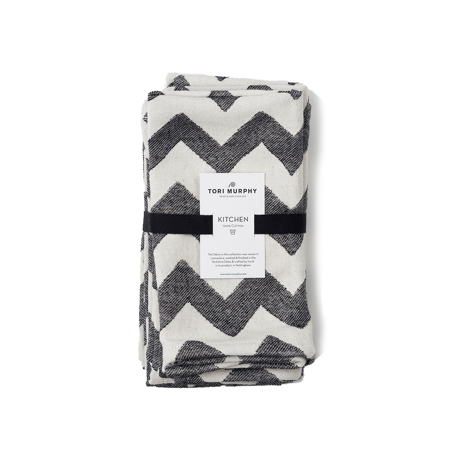 100% Cotton Napkin pack of 4 | Chevy by Tori Murphy Ltd.