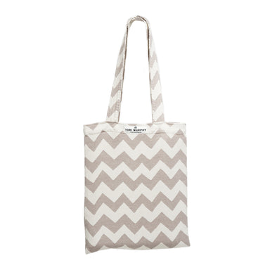 Market Tote Bag-Fawn and Linen | Tori Murphy