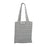 Cotton Market Tote Bag-Black and Linen | Tori Murphy