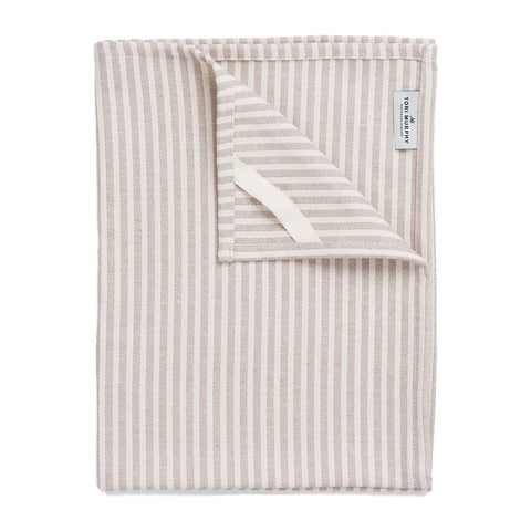 Harbour Stripe Tea Towel | Designer Cotton Tea Towels
