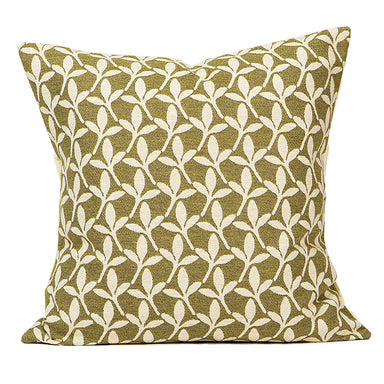 Little Cress Cushion Sage