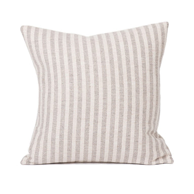 Merino Lambswool Cushion | Harbour Stripe