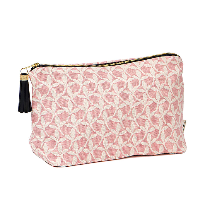 Little Cress Large Wash Bag Rose